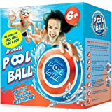 The ULTIMATE POOL BALL - You Fill This Ball with Water to Play UNDERWATER Games - Dribble Off the Pool Bottom & Pass…