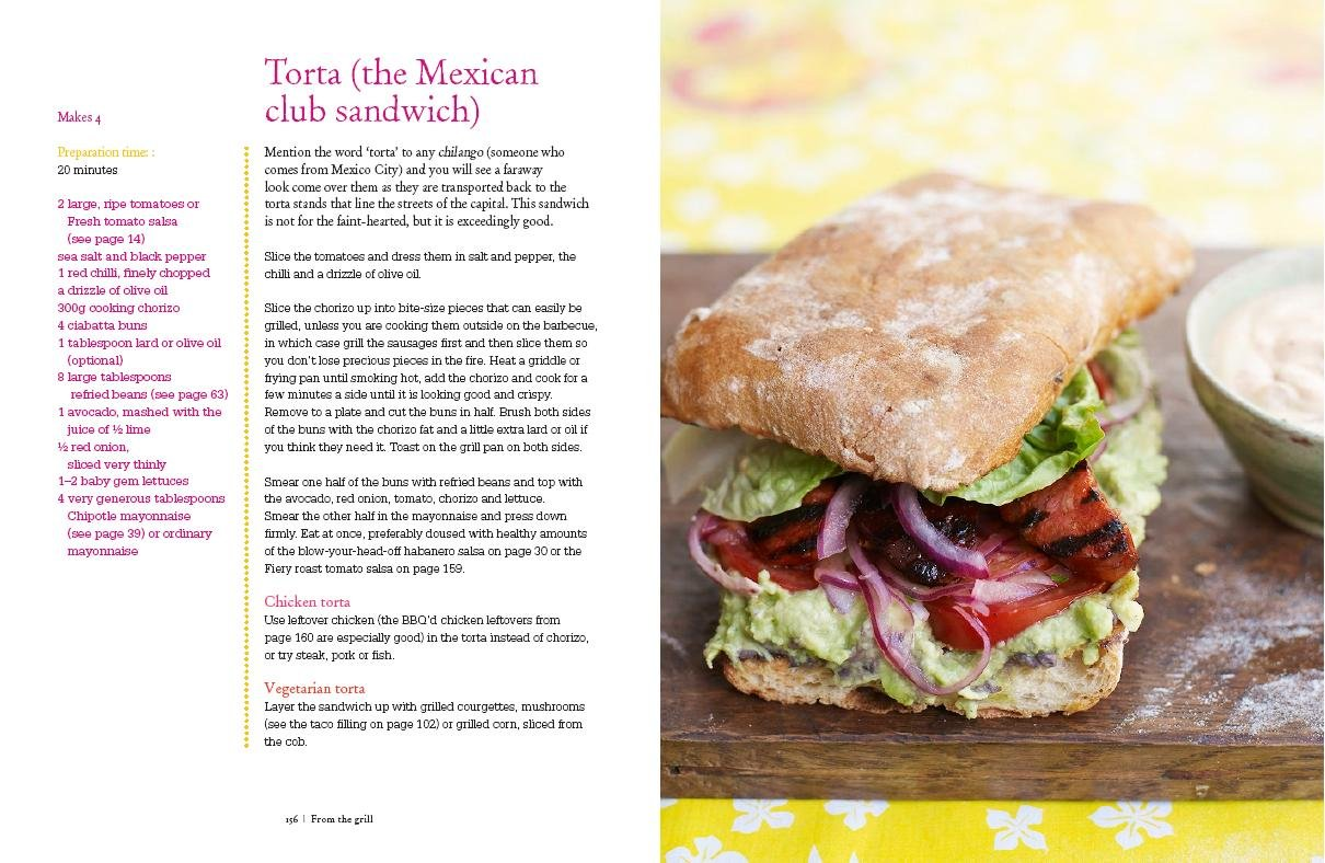 Mexican Food Made Simple: Thomasina Miers: 9780340994979: Amazon: Books