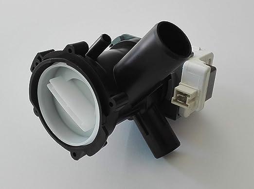 Bomba de desagüe para lavadora con filtro de escape Bosch Siemens ...