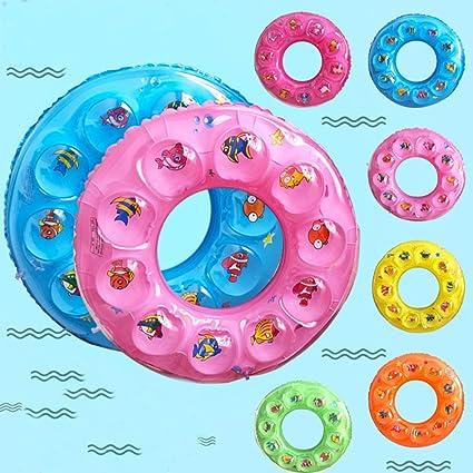 Newin Star Flotador de natación,Anillo de natación,Nadar Anillo Protector Doble Capa para