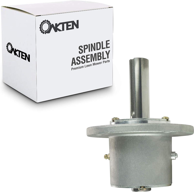 36 40 48 52 62 Decks OakTen Mower Spindle Assembly for John Deere AM106236 AM122797 M125643 PT8633 Bunton PAL0806A Stens 285-217