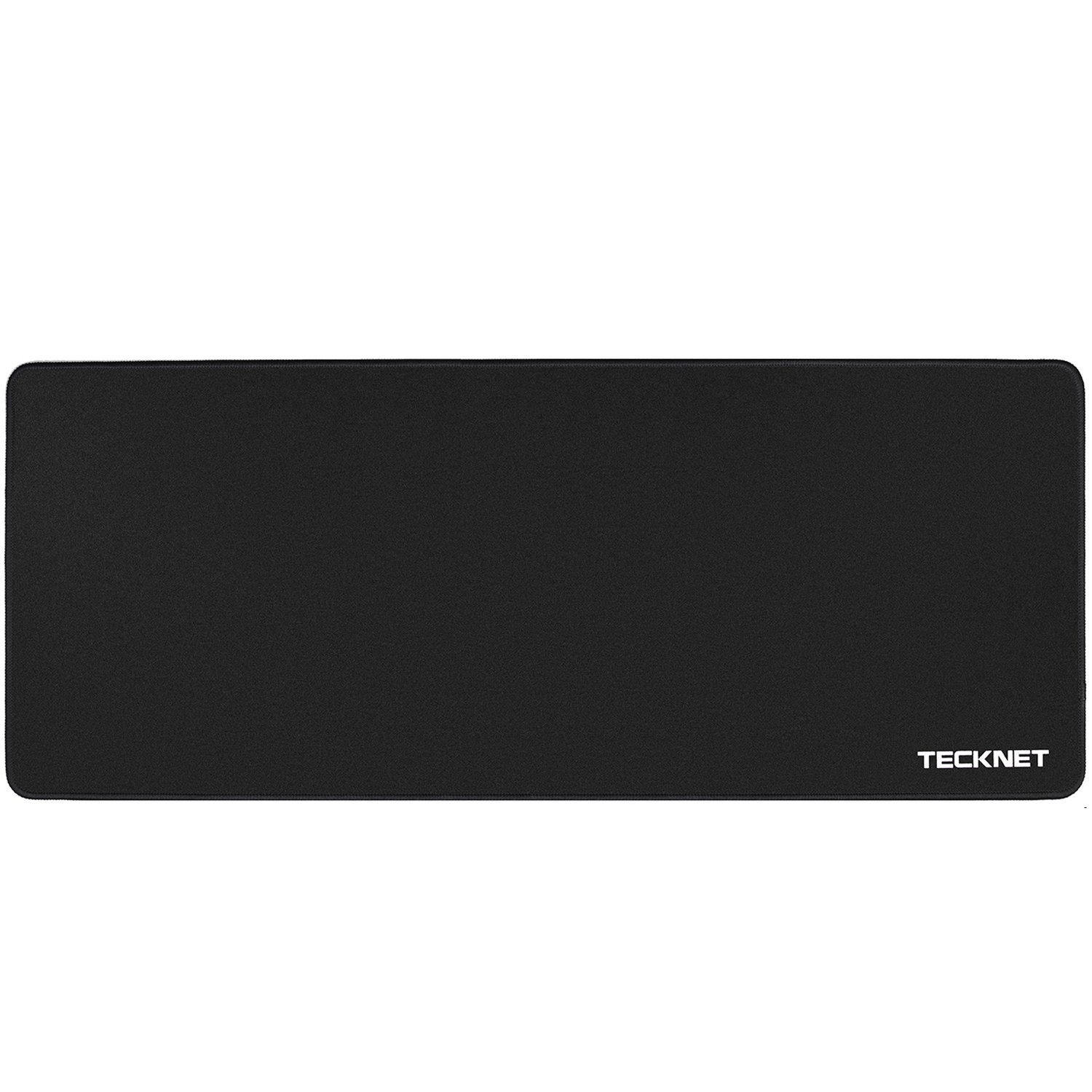 TeckNet G103 Gaming Mouse Mat (XXL) Smooth Silk processed Low Friction surface, Non Slippary Rubber Base, 35.4 inch x 17.7 inch