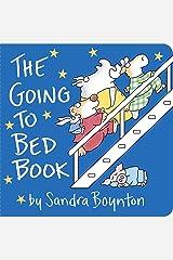 The Going to Bed Book (Boynton Board Books) Board book