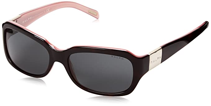 b8283eb0cb1 Ralph By Ralph Lauren RL-RA5049 - 601 13 Tortoise and Turquiose with Brown  Gradient Lenses Womens Sunglasses  Amazon.co.uk  Clothing
