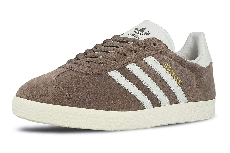 TALLA 42 2/3 EU. Adidas Gazelle Leather Zapatillas para Hombre