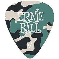 Ernie Ball Camouflage Picks Medium 1 Adet Pena