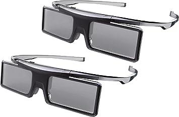 Universal GX21AB - Gafas 3D para televisores Thomson y TCL 3D ...