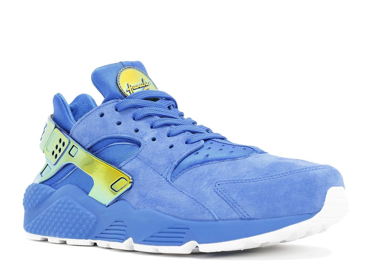 finest selection aa1b8 ee7de Amazon.com  Nike Undefeated Air Huarache Run PRM QS 853940-114 Cobalt Blue  Mens Shoes  Shoes