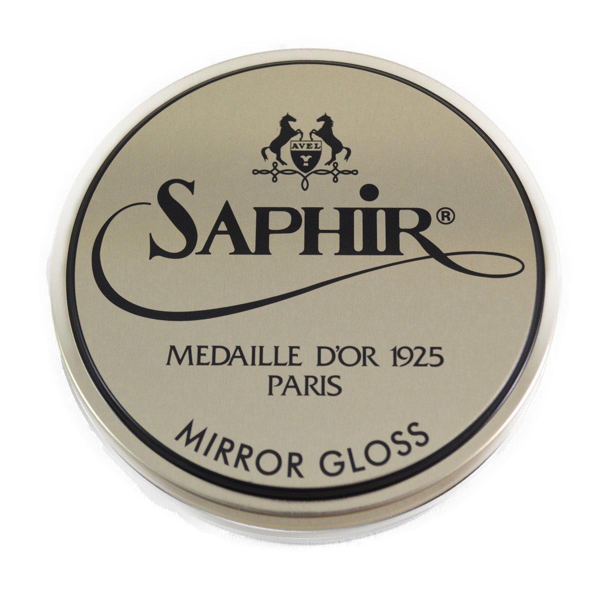 Saphir Medaille d'Or Mirror Gloss - 4 Colors (Burgundy)