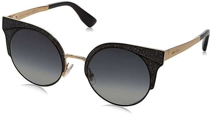 Jimmy Choo Ora/S 9O 1KK 51, Gafas de sol para Mujer, Negro ...