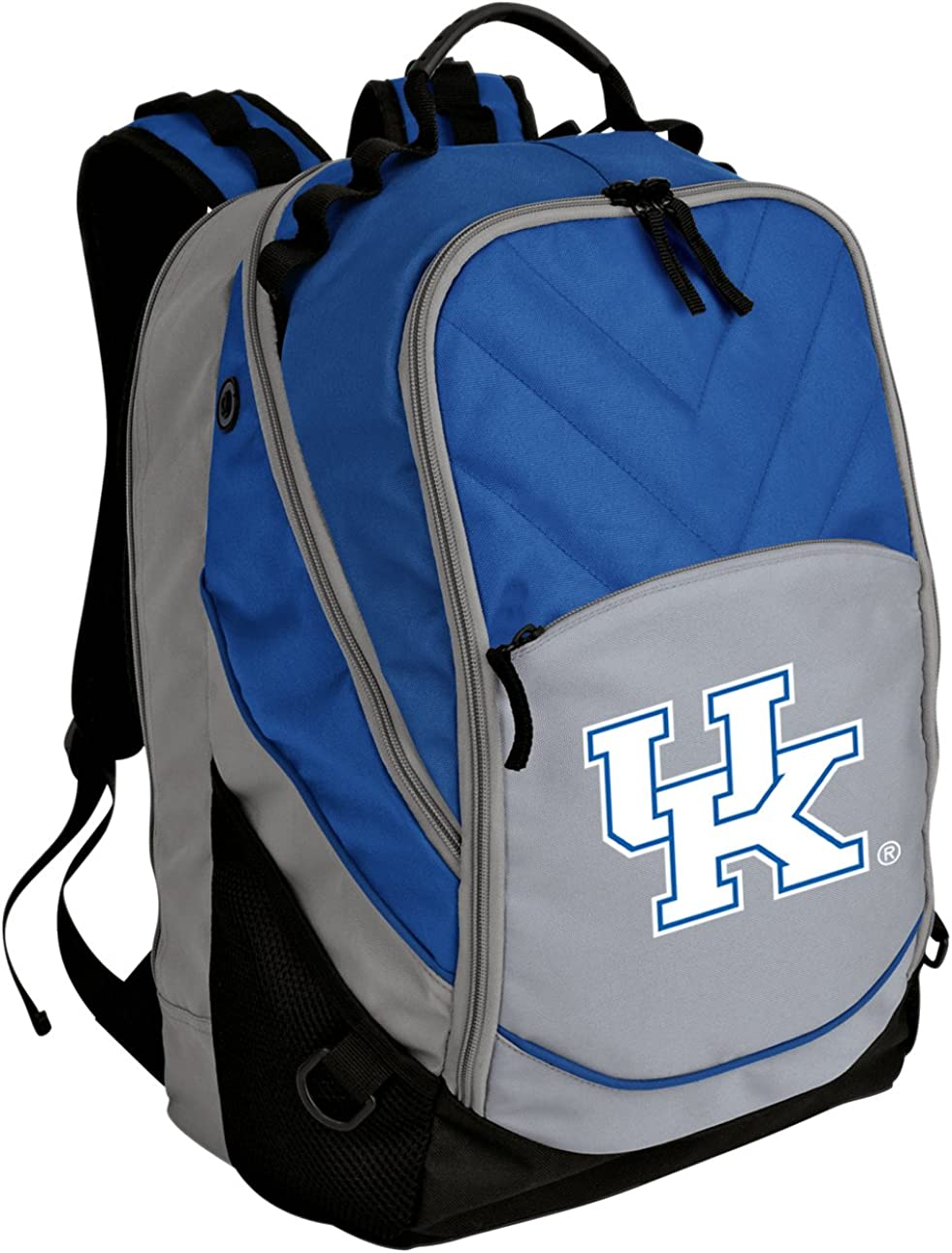 Broad Bay UK Wildcats Backpack Classic Style University of Kentucky Backpacks High Visibility Gift for Her Girls Women