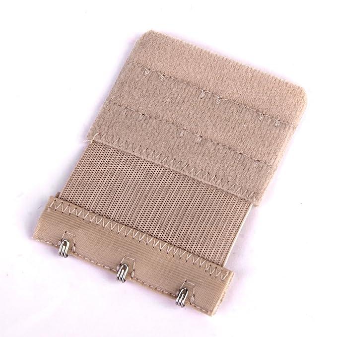 Phenovo Lot de 3pcs Extensions Rallonges 3-Crochets pour Soutien-gorge -  Noir Blanc et Nude  Amazon.fr  Vêtements et accessoires b616a1851dc