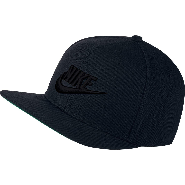 f195e679 Amazon.com: NIKE Mens Pro Futura Snapback Hat Black/Pine Green/White  891284-010,One Size: Nike: Clothing