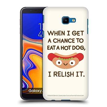 coque hot dog samsung j3 2017