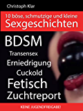 Böse, schmutzige und erotische Sex-Geschichten: Harter BDSM und SM Erotik-Roman (Erotik Kurz-Geschichten - Erotik Roman)