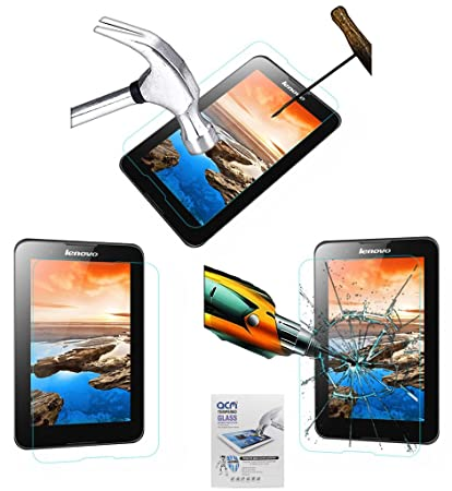 new style 1a737 e42cd Acm Tempered Glass Screenguard For Lenovo A7-50 A3500 Tablet Screen ...