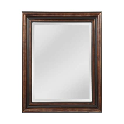 Amazon.com: Wood Frame Influenced By Classic Crown Molding Pattern ...