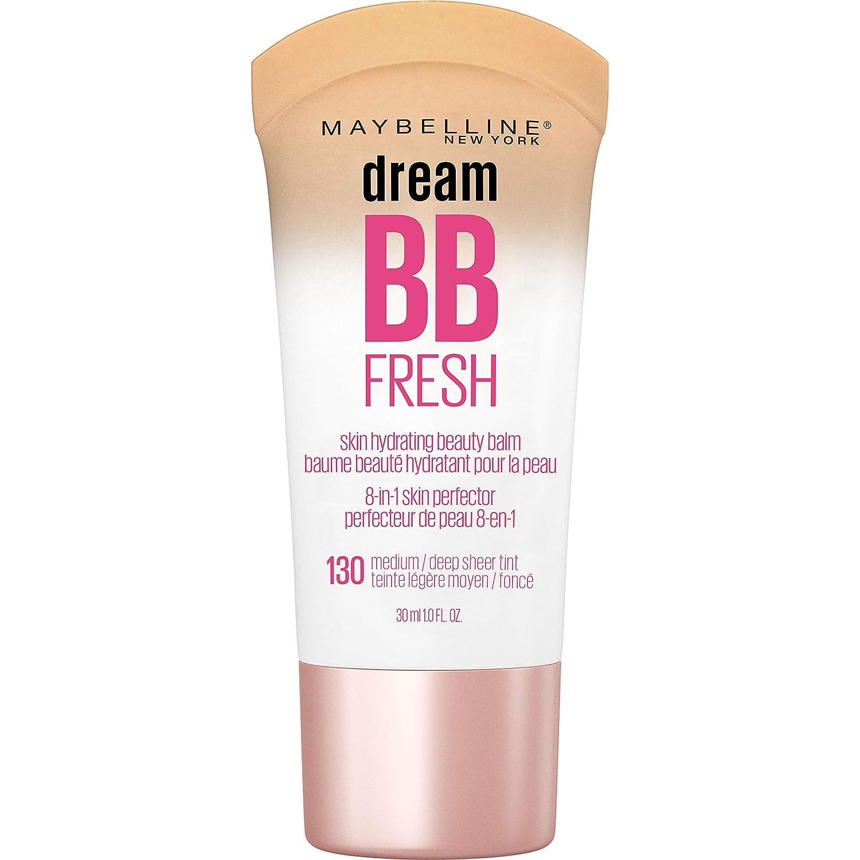 Amazon Com Maybelline Dream Fresh Bb Cream Makeup Medium Deep 1 Fl Oz Beauty