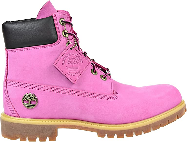 BABY PINK TIMBERLAND BOOTS, CHEAP ONES PLZ! on The Hunt