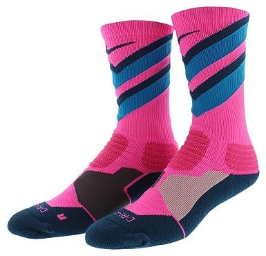Nike Hyper Elite Acolchado Calcetines de Baloncesto Unisex Hombres 6 - 8 Mujeres 6 - 10: Amazon.es: Deportes y aire libre
