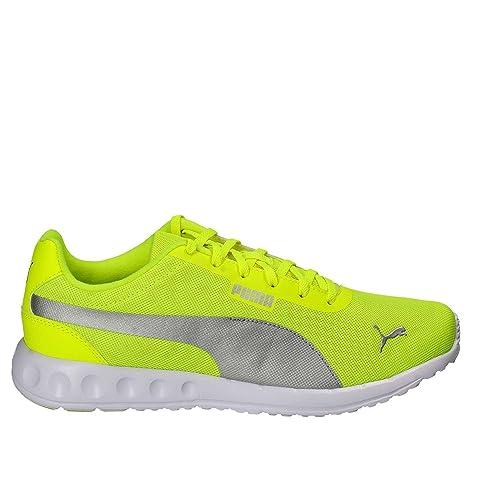 puma marche di scarpe sportive, Giallo uomo Scarpe Sneakers