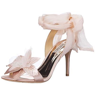 Badgley Mischka Women's Almira Heeled Sandal: Shoes