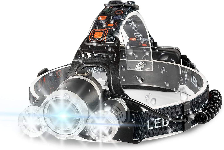 IKAAMA Bright LED Headlamp