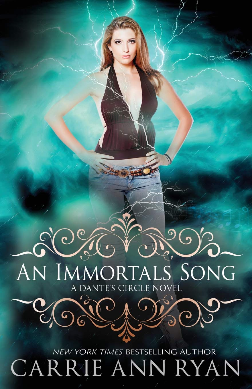 An Immortal's Song (Dante's Circle) (Volume 6): Carrie Ann Ryan:  9781947007697: Amazon.com: Books