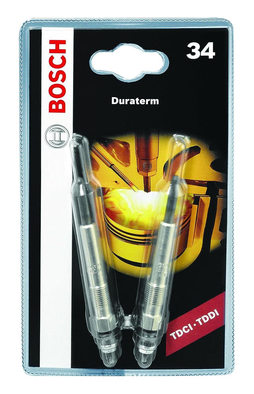 BOSCH 0250202128 Glü hkerze Duraterm Robert Bosch GmbH
