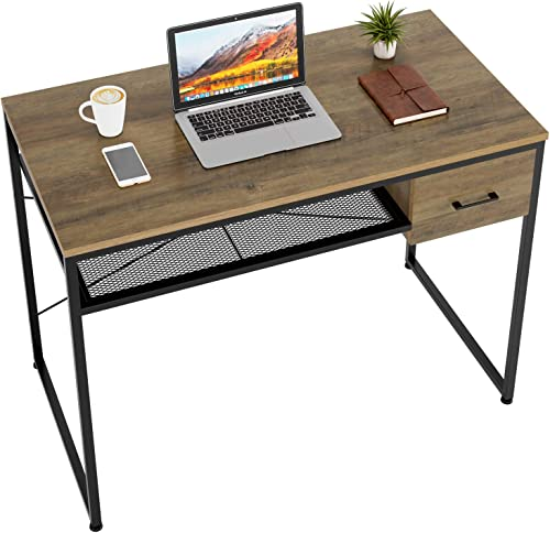 HOMECHO Writing Computer Desk 42 Inch