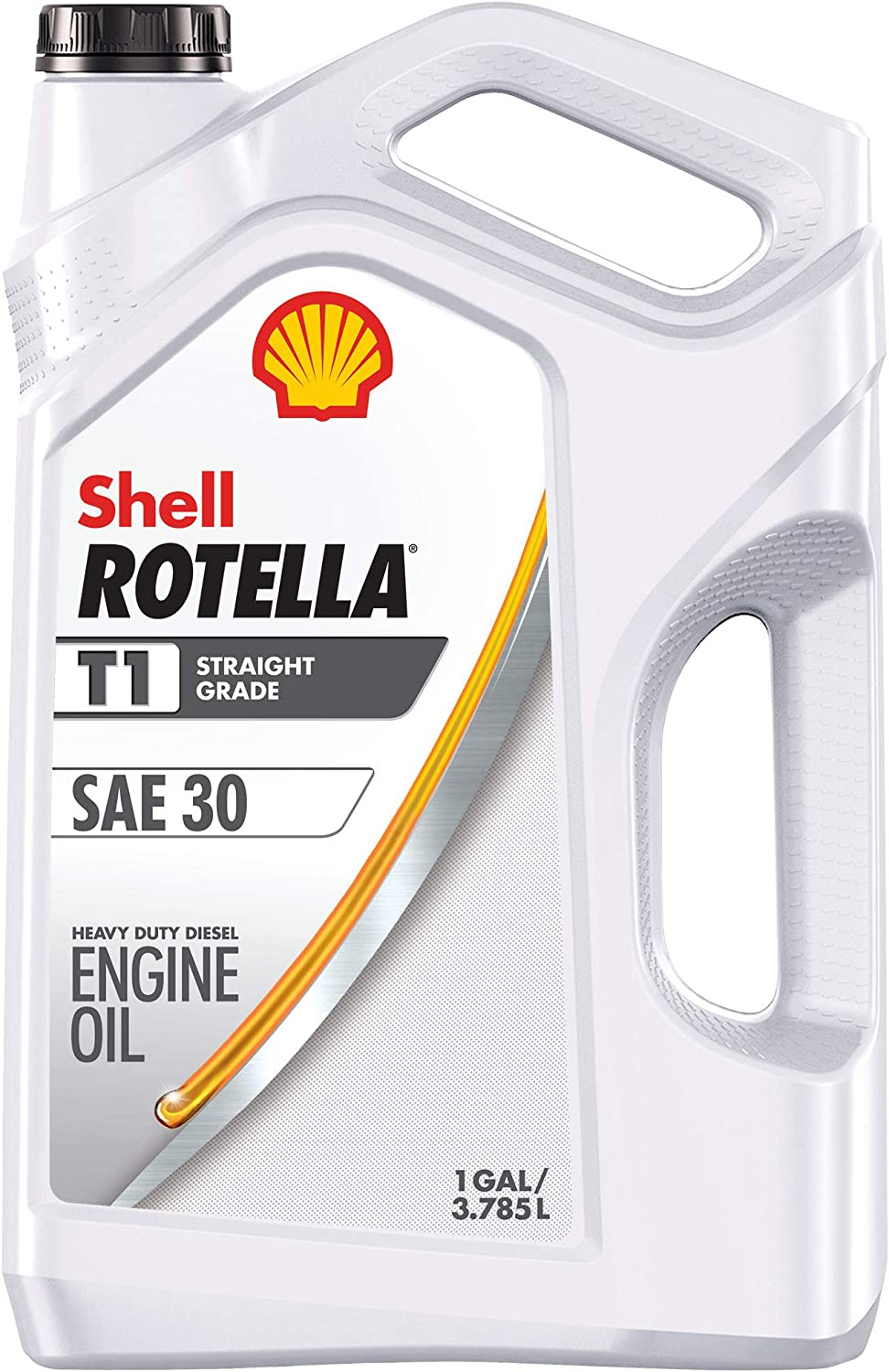Rotella T1 30 Best Oil For Lawn Mower