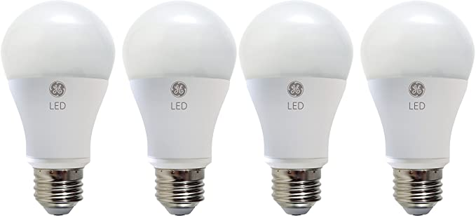 GE Lighting 67615 Dimmable LED A19 Light Bulb with Medium Base 10-Watt  sc 1 st  Amazon.com & GE Lighting 67615 Dimmable LED A19 Light Bulb with Medium Base 10 ...