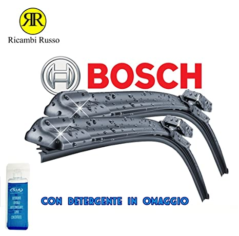 Amazoncom BOSCH GERMANY OEM AUDI A A A Q RS S S Windshield - Audi a4 windshield wipers