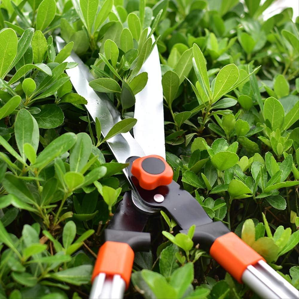YSG Aluminum Telescopic Hedge Shears Pruning Shears Lawn Greening Tools Hedge Shears Aluminum telescopic hedge trimmer (wave) Aluminum telescopic hedge trimmer (wave)