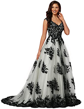 5ba9dbe083 2019 Quinceanera Dresses for Girls Formal Ball Gown V Neck Manual Lace  Appliqued Empire Waist Regular