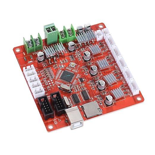 3CTOP - Placa base de control para impresora Anet A8 3D RepRap i3 ...