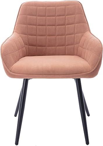 Upholstered Dining Chairs,M MUNCASO Modern Velvet Dining Room Chair