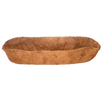 Gardener Select Trough Coco Liner, 24-Inch - R877: Garden & Outdoor