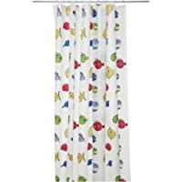 Ikea TJENA Shower Curtain, Multicolour, 180x200 cm (71x79)