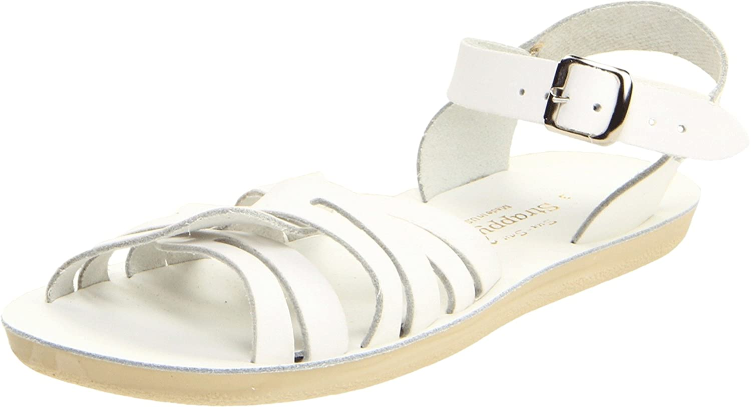 K Saltwater by Hoy Style 8100 Salt Water Sandals by Hoy Shoe Strappy Sandal Toddler//Little Kid//Big Kid//Womens