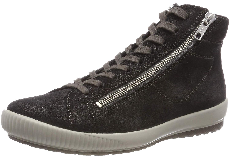 Legero Tanaro, Zapatillas Altas para Mujer 36 EU|Gris (Blei 22 22)