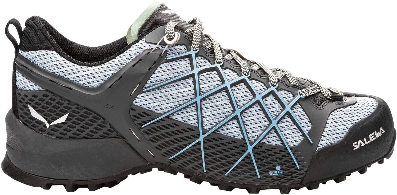 Salewa WS Wildfire Trekking de & Senderismo Zapatos, gris, EU 38,5: Amazon.es: Deportes y aire libre