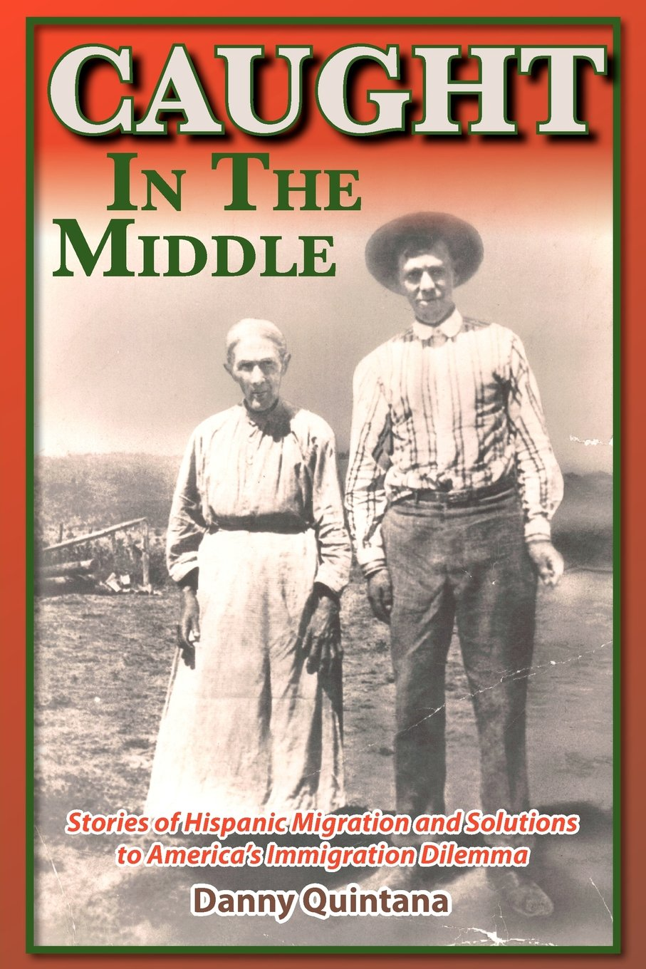 Download Caught in the Middle: Stories of Hispanic Migration PDF