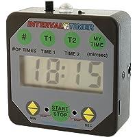 Reloj Temporizador Altavoz Gym Pared Digital Intervalos