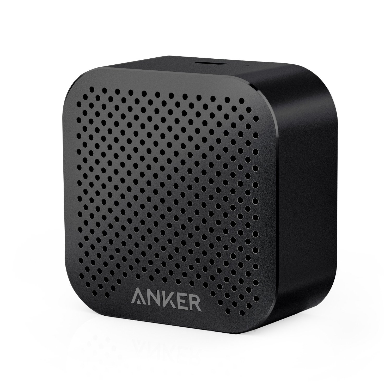 Anker SoundCore Nano Bluetooth Speaker Big Sound, Super-Portable Wireless Speaker Built-in Mic iPhone 7, iPad, Samsung, Nexus, HTC, Laptops More