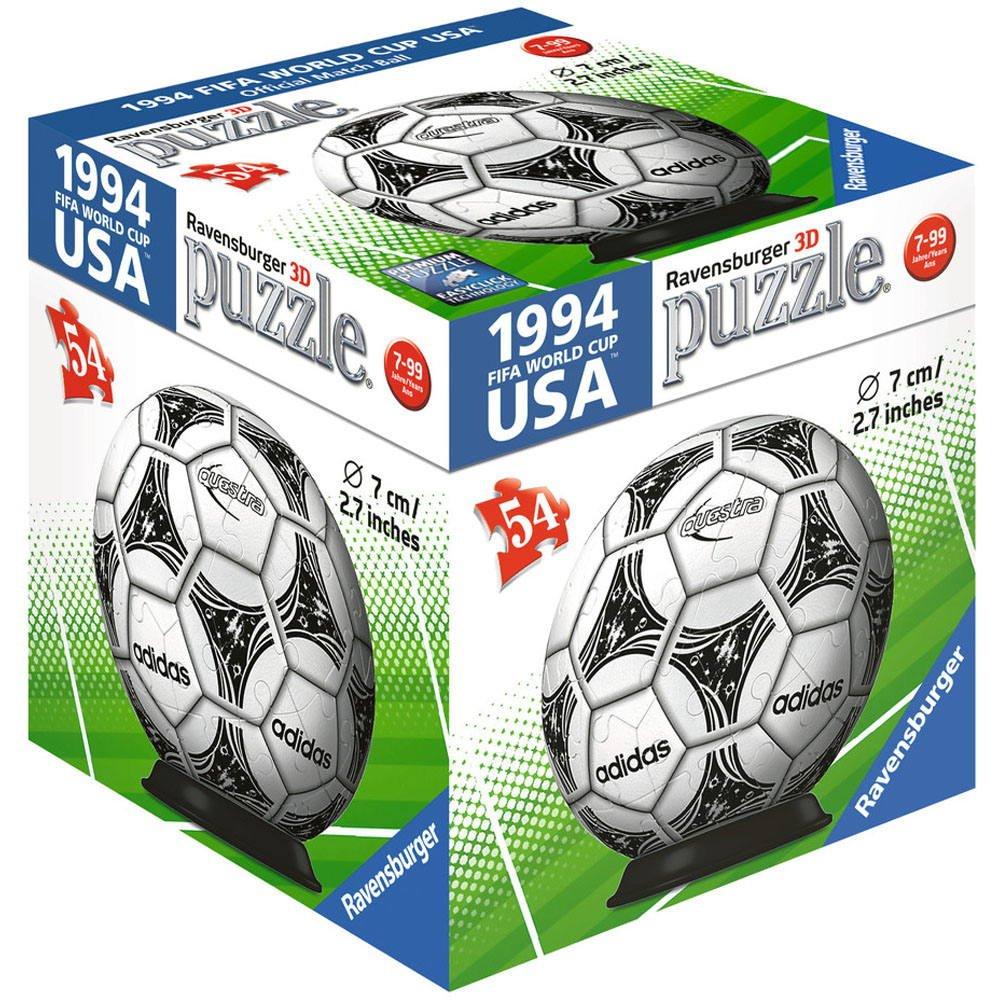 Ravensburger 11937 3D Puzzle-Ball Match Ball FIFA - 1 Ball nach Verfügbarkeit