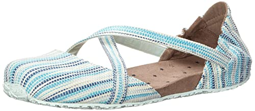 9f061538ade246 Image Unavailable. Image not available for. Colour  Ahnu Women s Karma  Textile U.S.A. Ballet Flat ...