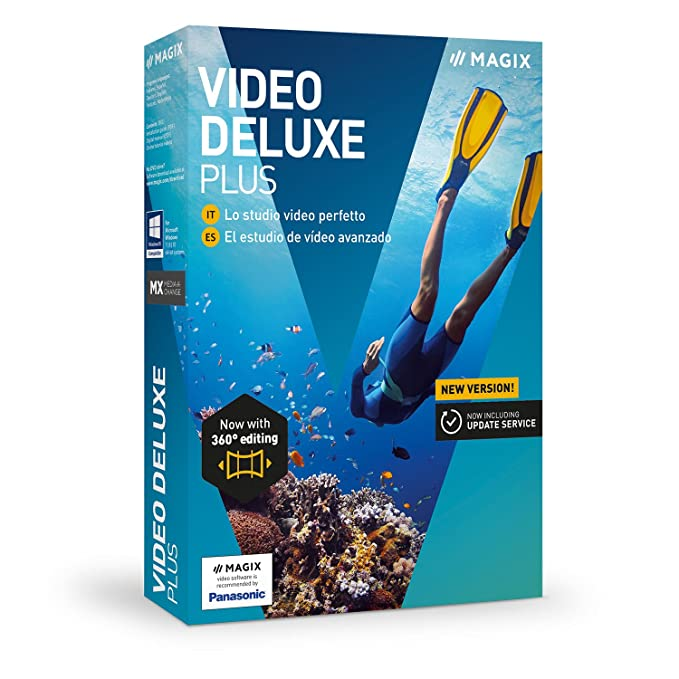 4 opinioni per Magix 2017 Premium Video Deluxe