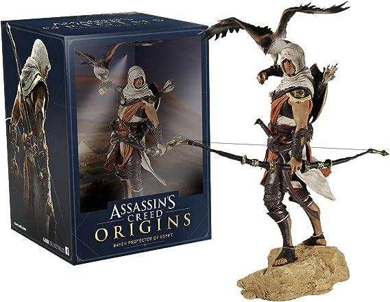 Ubisoft - Assassins Creed Origins Bayek Figurina: Amazon.es ...