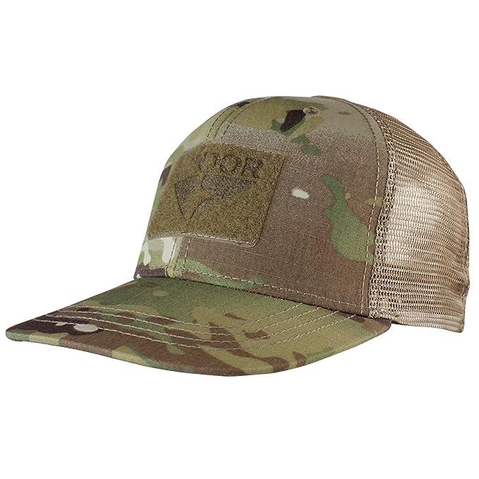 CONDOR Flat Bill Trucker Hat - Multicam at Amazon Men s Clothing store  3cc5bc7b00e